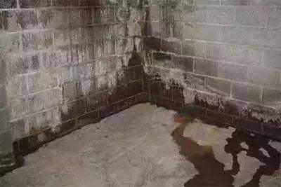 Bodrum su yalıtımı / Su sızdıran bodrum