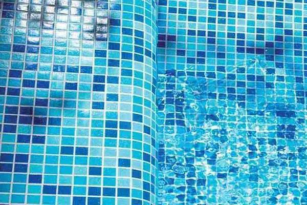 Havuz Mozaik Kaplama