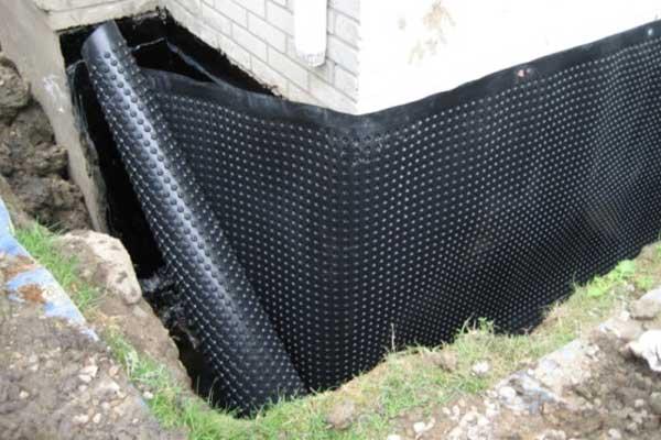 Temel Perde Duvar Su Yalıtımı