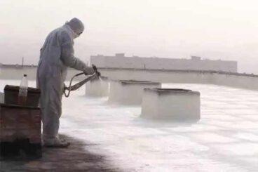 Polyurea Kaplama | Polyurea Su Yalıtım Sistemleri
